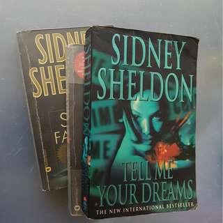 Sidney Sheldon Books