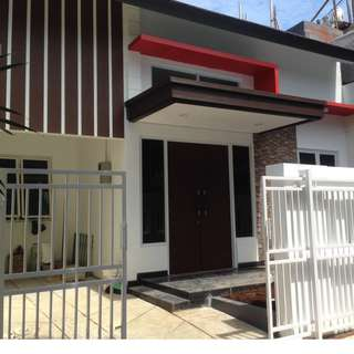 Rumah baru siap huni di Jatibening estate, luas, murah dan strategis  1,4 M