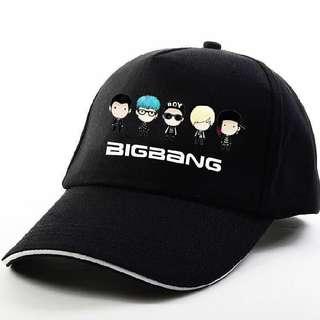 Bigbang baseball cap