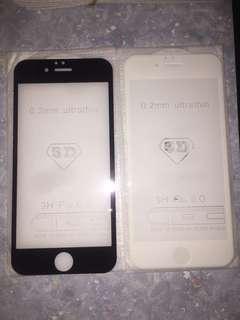 iPhone 6/6s高品質0.2mm ultrathin玻璃保護貼