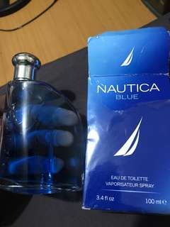 Nautice Blue perfume