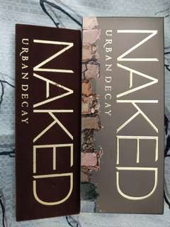 Authentic Urban decay naked 1 palette