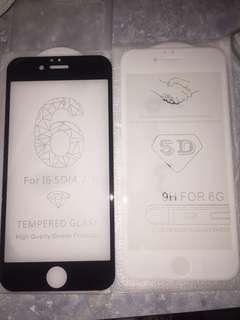 iPhone 6/6s高品質全膠玻璃保護貼