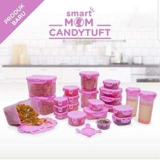 Dusdusan Smart Mom Candytuft Set Of 23