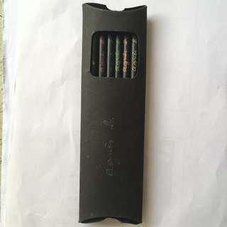 (包郵) AGNES B.鉛筆 一套