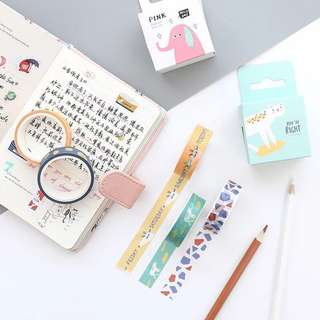 Washi tape Set of 2 [Pre-order]