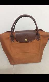 Authentic longchamp bag small