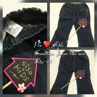 Kids Jeans Bottom