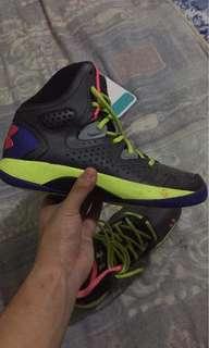 under armour micro g basketball