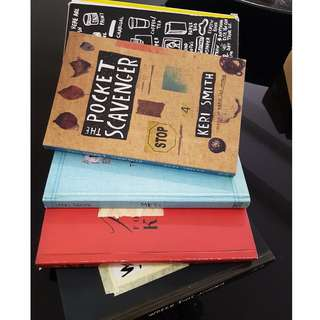 GIFT - Fun Scavenger book or journal for preteens to teens