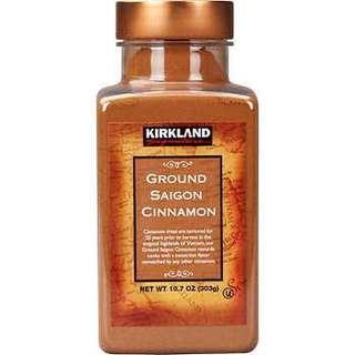 Kirkland Ground Saigon Cinnamon 303g