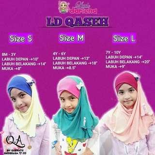 Instant shawl ld qaseh