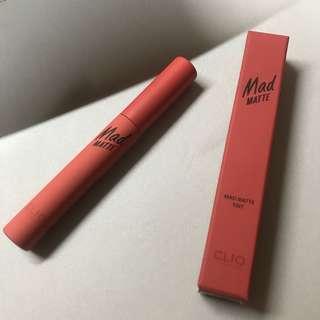 (New)Clio霧面液態唇釉
