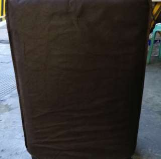 Luggage Cover (chocolate brown color)