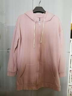 韓國寬鬆衛衣外套