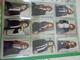 Twice photocards official fanmeeting