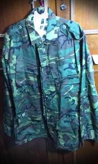Seragam / baju Doreng