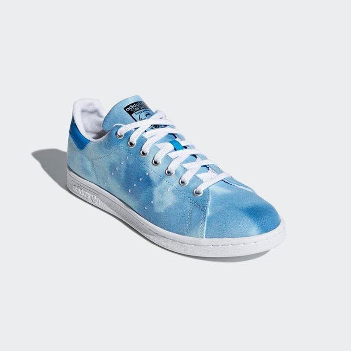 527165036 Adidas Stan Smith x Pharrell Williams HU Holi - Blue  AC7045