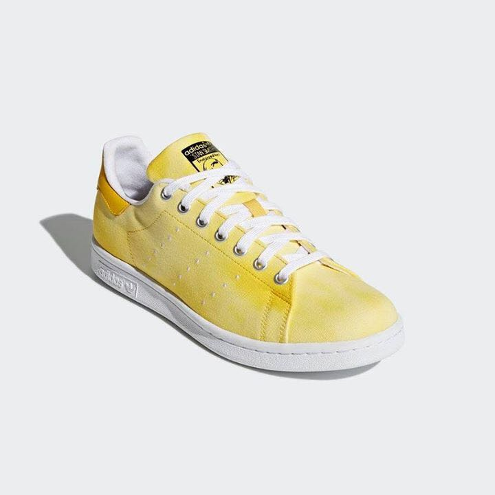 7132269e17330 Adidas Stan Smith x Pharrell Williams HU Holi - Yellow  AC7042 ...
