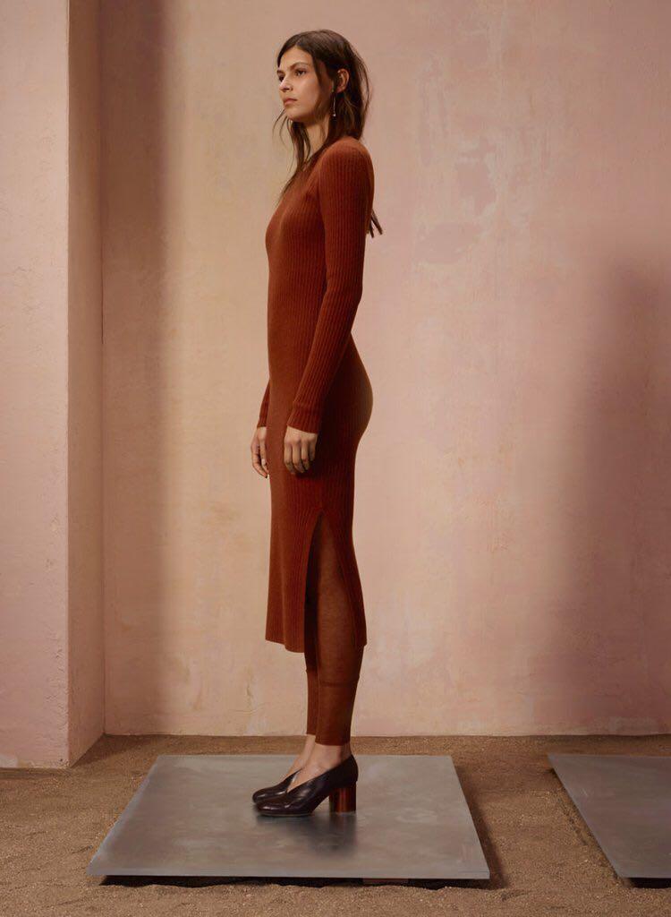 Aritzia - Le Fou by Wilfred Oceane Dress