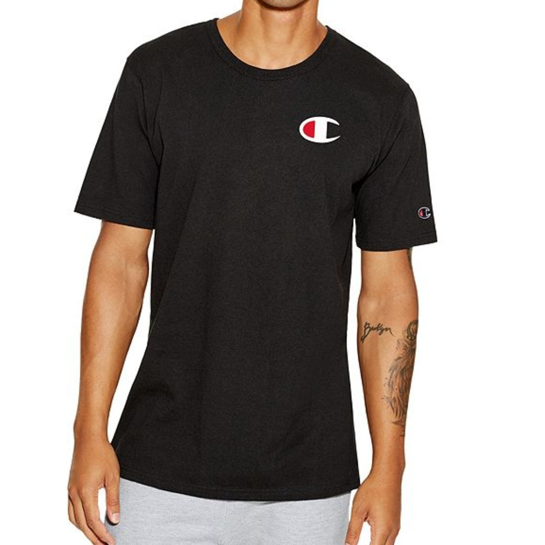 655255c04 Authentic) Champion LIFE Men's Heritage Tee, Men's Fashion, Clothes ...