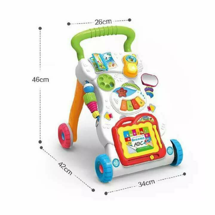 Baby Push Walker Babies Kids Others On Carousell