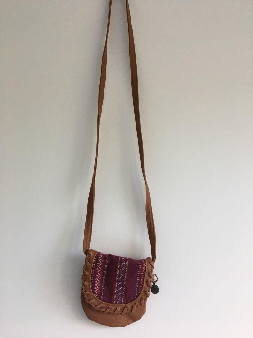Billabong pocket bag