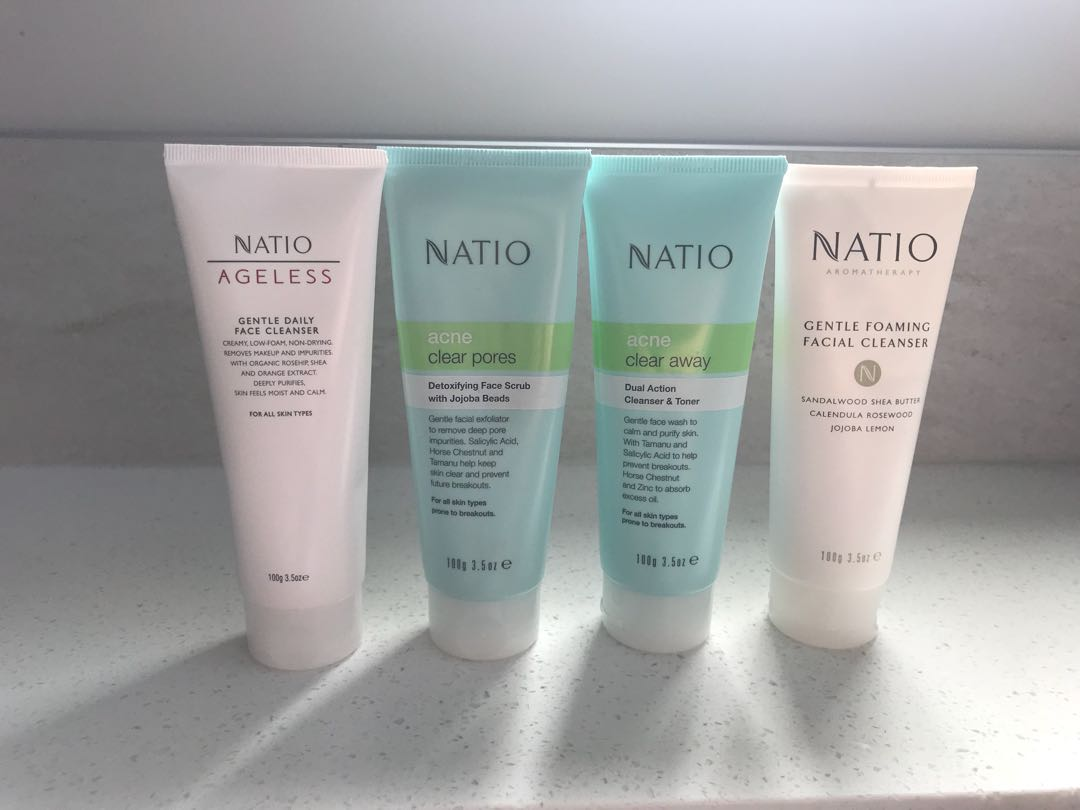Bulk pack Natio Products