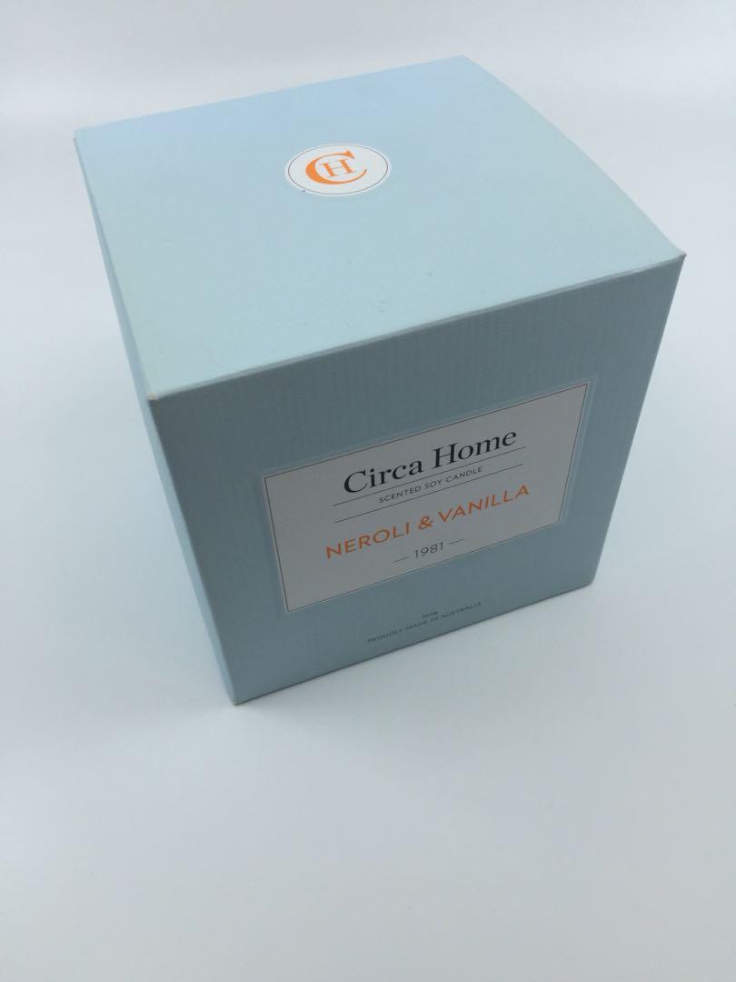 Circa Home Neroli & Vanilla Candle