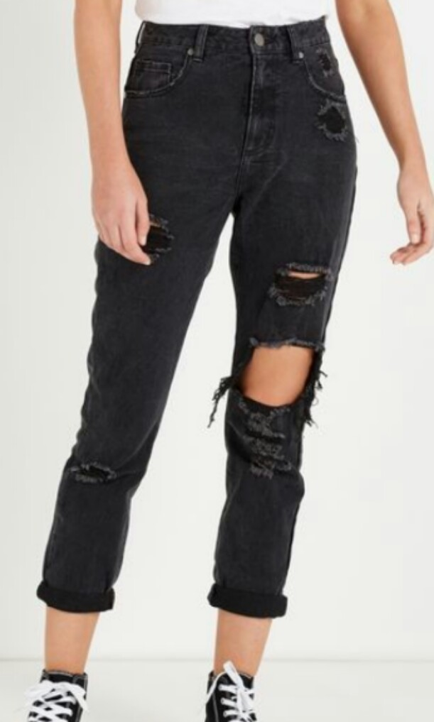 Cotton On High Rise Relaxed 90S Jean