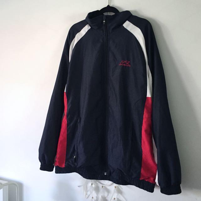 Cougars Windbreaker Style Jacket