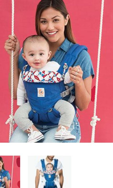 7d45122413e Ergobaby Limited Edition Hello Kitty  Omni 360 Baby Carrier All-In ...