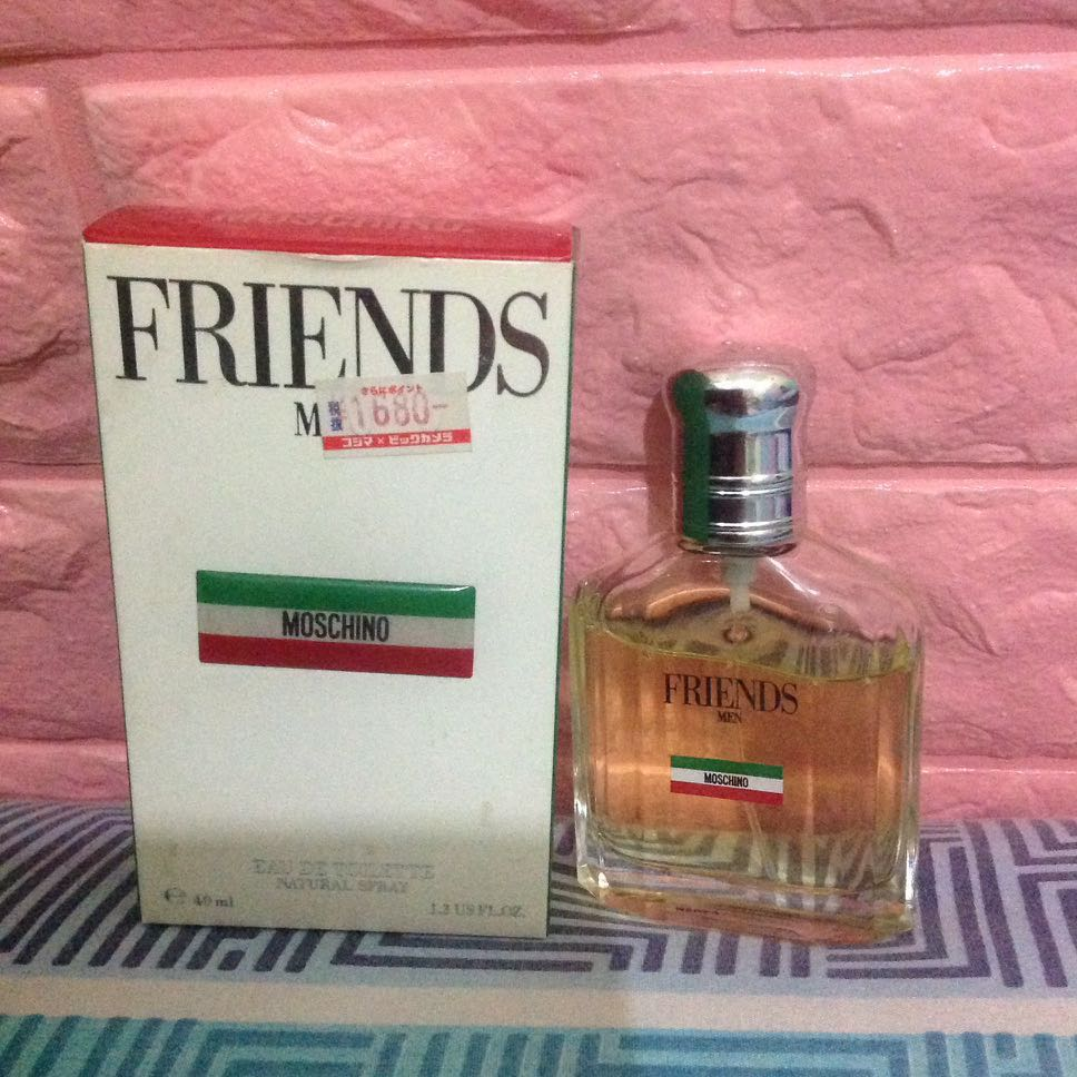FOR SALE!!! Moschino Friends Perfume authentic