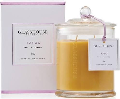 Glass house Taha
