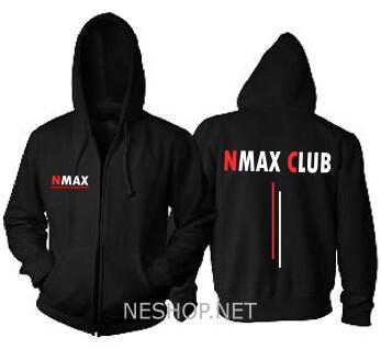 Jaket Nmax Hoodie 2018 S M L XL XXL, Men's Fashion, Men's Clothes, Outerwear on Carousell