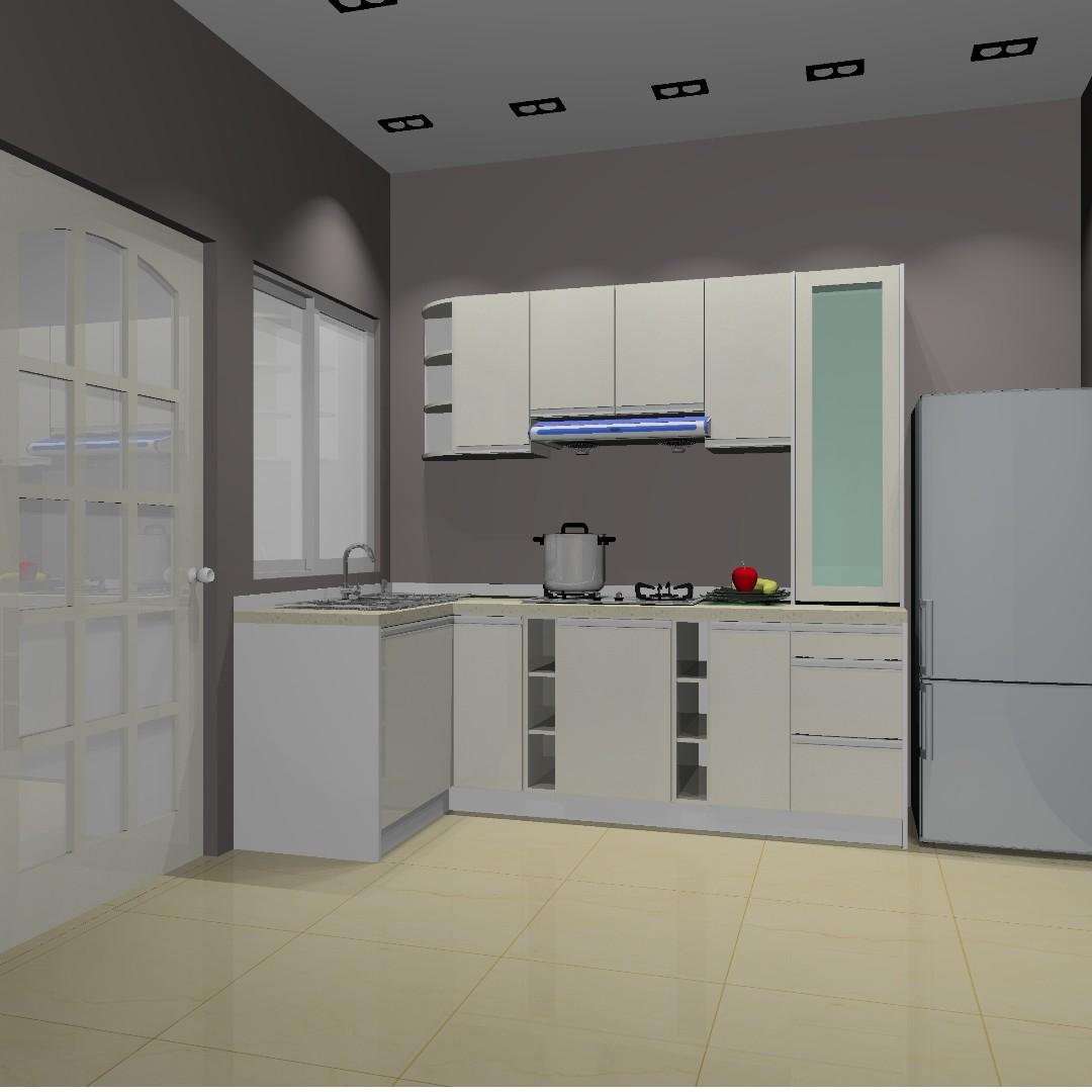 Kabinet Dapur Mampu Milik Dgn Tawaran Pakej Istemewa Rumah Perabot Di Carou