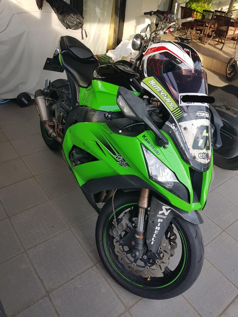 Kawasaki Zx10r 2011 Motorbikes Motorbikes For Sale Class 2 On