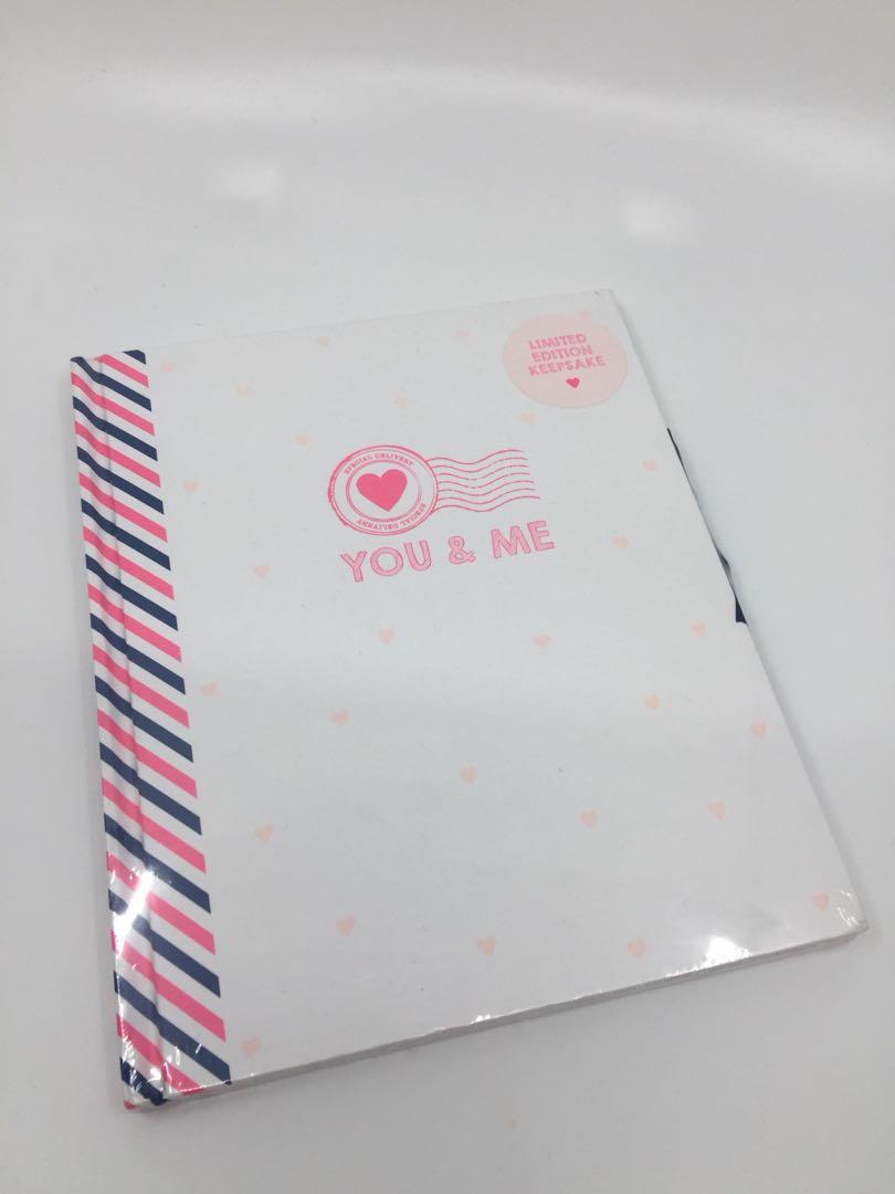 KIKKI K DIY Love book