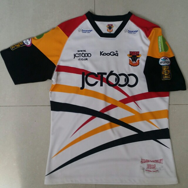 e6fbf4c791f Kooga Rugby Jersey, Sports, Athletic & Sports Clothing on Carousell