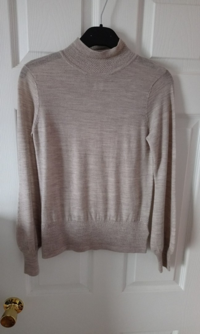 Merino Wool Sweater
