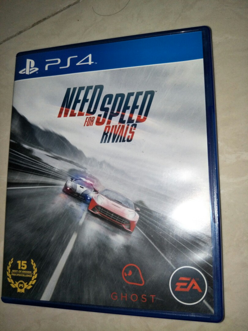 Nfs rivals  Very good condition