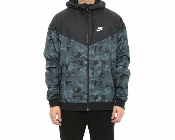 Nike Camo Windrunner