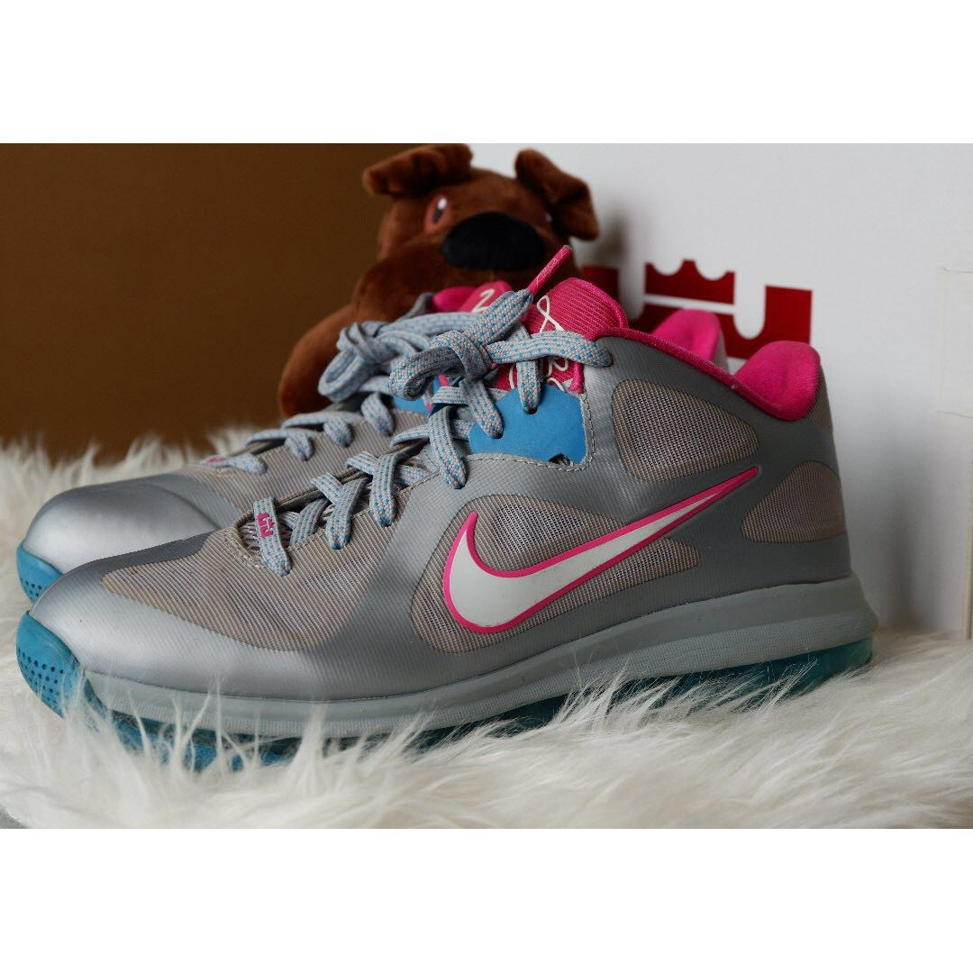 fast delivery shop best sellers check out check out af726 57f65 nike lebron 9 low fireberry size 9 - it26 ...