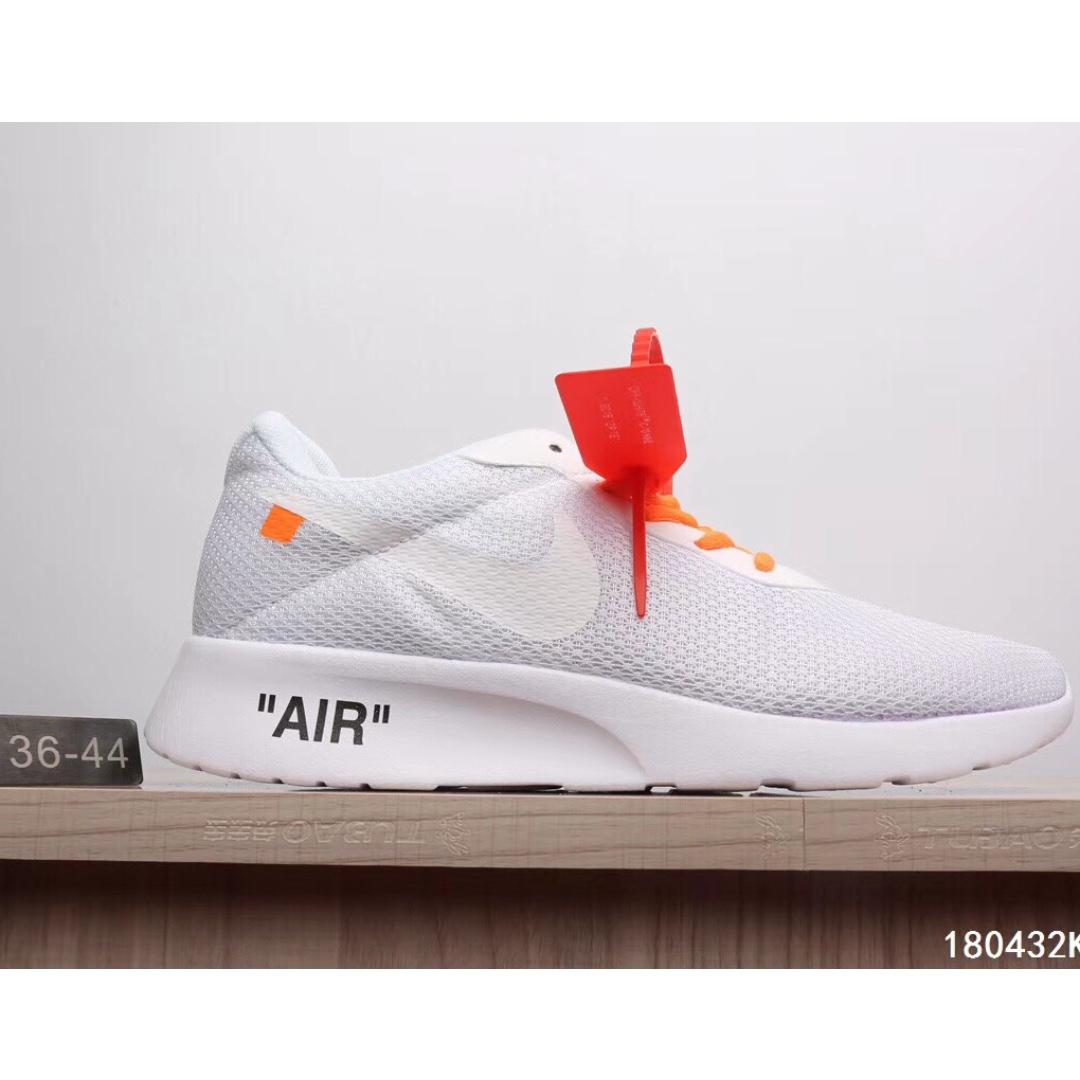premium selection dceb0 58927 Nike Rosherun Tanjun X Off White