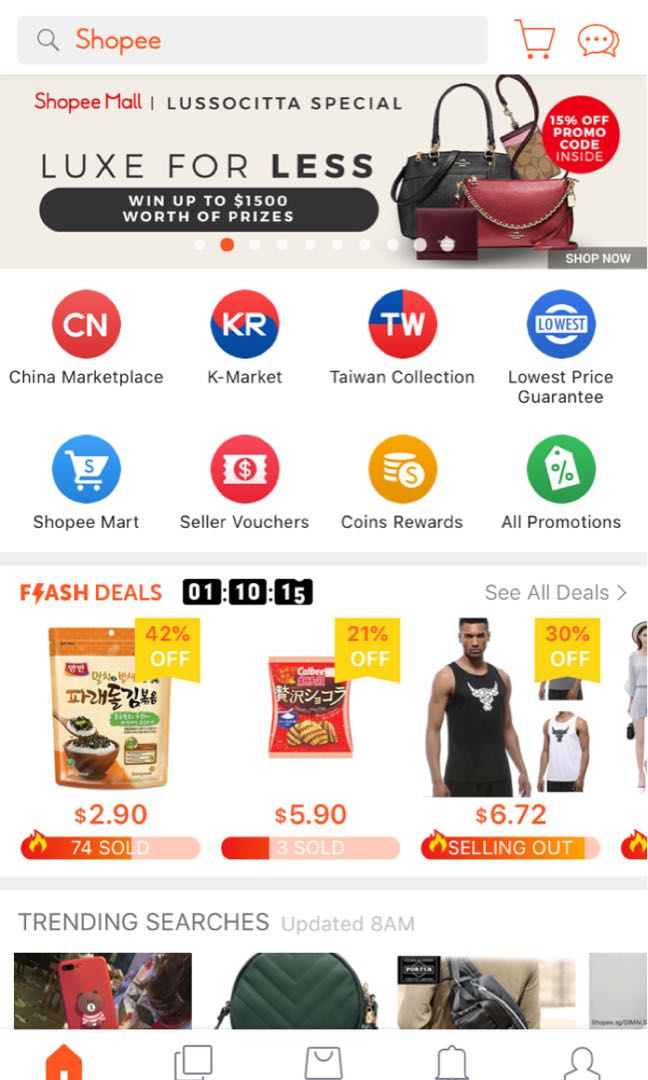a6217b250f22 Our shopee mall store having promotion now