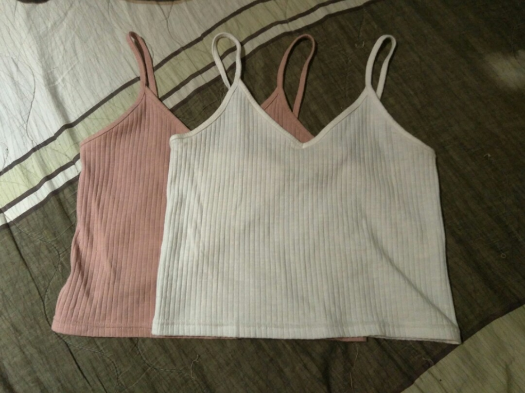 Pare Basic Tops