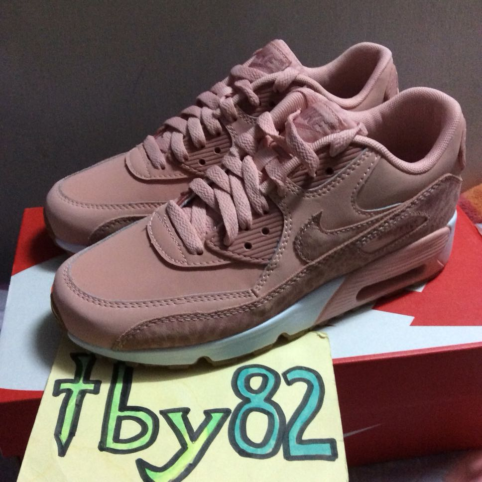131821657fe1 (PO) Nike Women's Air Max 90 Pink Leopard, Women's Fashion, Shoes on  Carousell