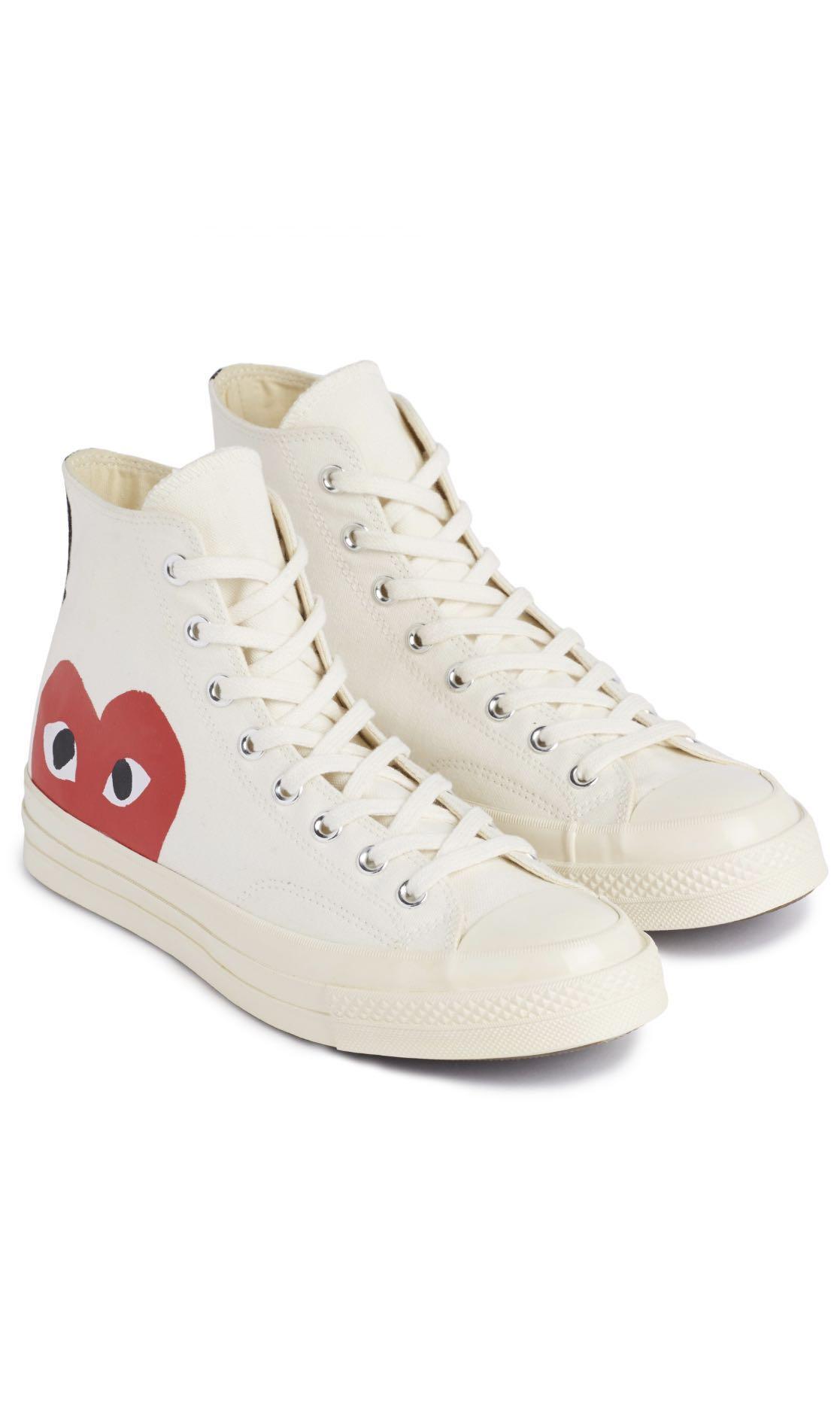 1d543164fa4c5a PO  Play Converse Chuck Taylor All Star  70 High (White)