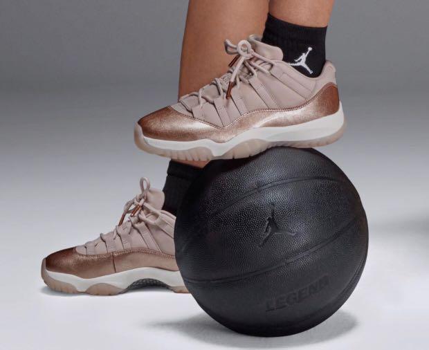factory authentic d0076 08373 Po: WMNS Air Jordan 11 Rose Gold, Women's Fashion, Shoes on ...