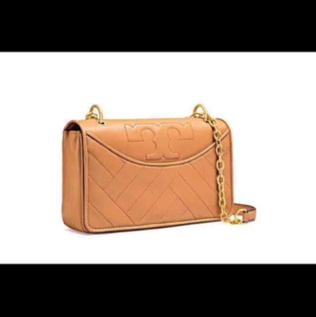 e0088cf28ae  Preorder  Tory Burch Alexa Shoulder Bag, Luxury, Bags   Wallets on  Carousell